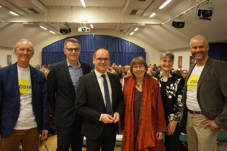 21.01.2020 Kultusminister Tonne lädt Osnabrücker Bürger mit Visionen ein ins Ministerium nach Hannover