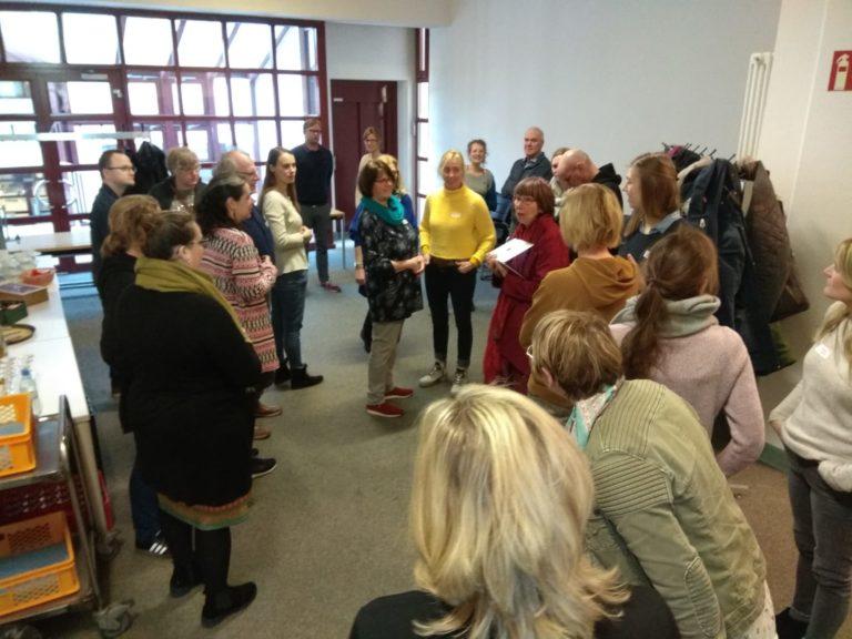21.01.2020 Ganztägige SIA Lehrerfortbildung mit Margret Rasfeld in Osnabrück