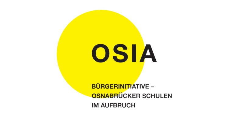 OSIA Logo V = Big whitie